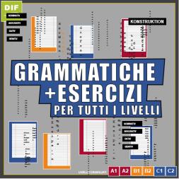 Grammatiche ed esercizi-tutti livelli