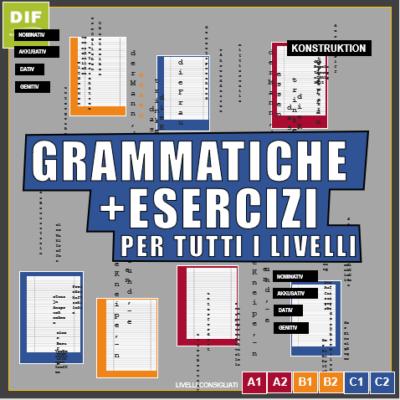 Grammatiche e Esercizi Deutsches Institut