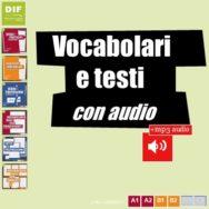 Training vocaboli e testi di studio