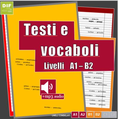 Testi e vocaboli Deutsches Institut