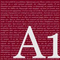 schriftli A1
