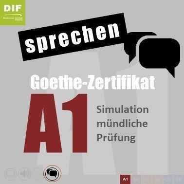 Simulation Goethe-Zertifikat A1 Deutsches Institut