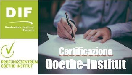 certificazione goethe
