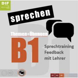 b1 imparare a parlare