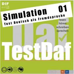testDaf modello esame